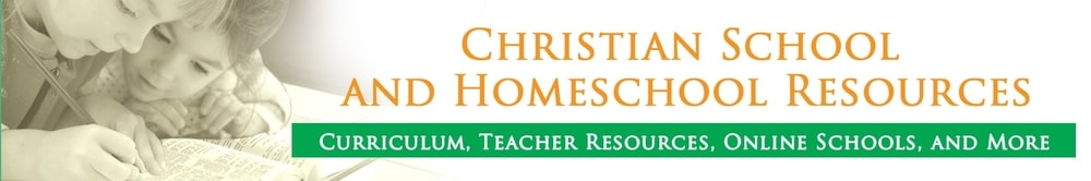 Christian School Resources